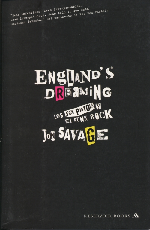 05 jon savage - englands dreaming