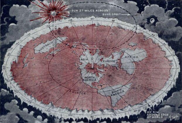 mapa de 1931