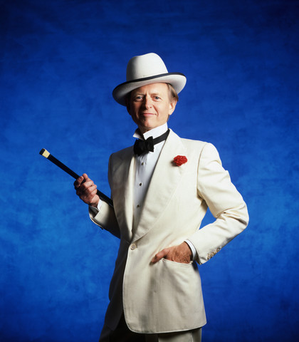 Writer Tom Wolfe