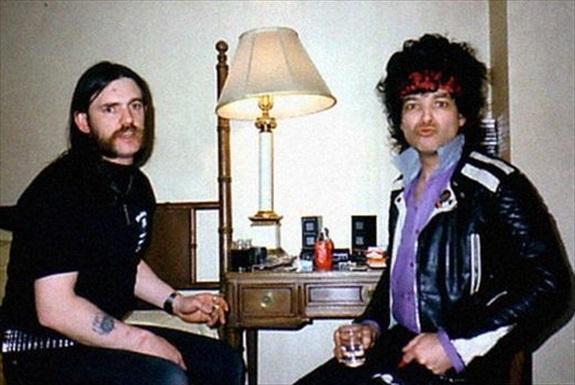 Lemmy Alan Vega
